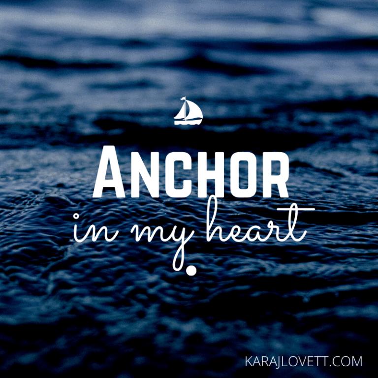 Faith: An Anchor in my heart during coronavirus