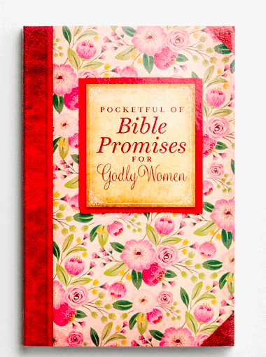 A book of Bible promises for Godly Women from Dayspring