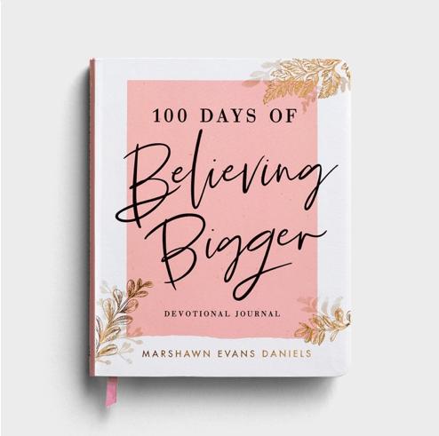 Believing Bigger Best Devotional Journals