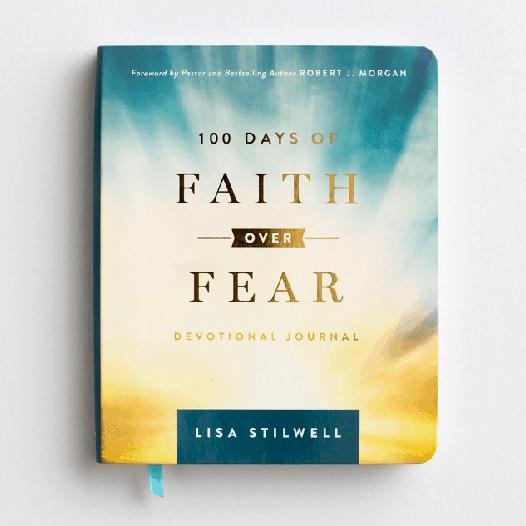 Faith Over Fear - Best Devotional Journals