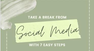 Social Media Detox Printable Preview